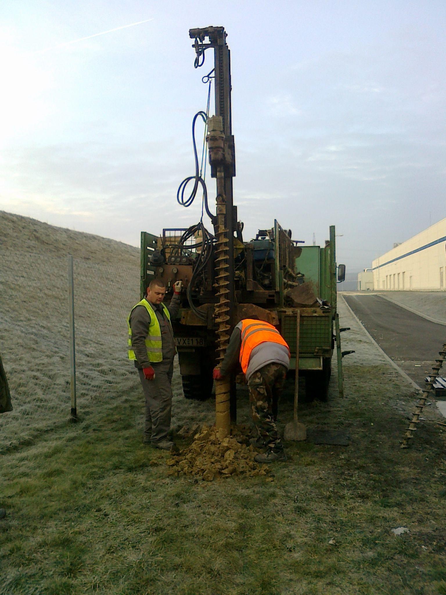 Műszaki földtan, talajmechanika